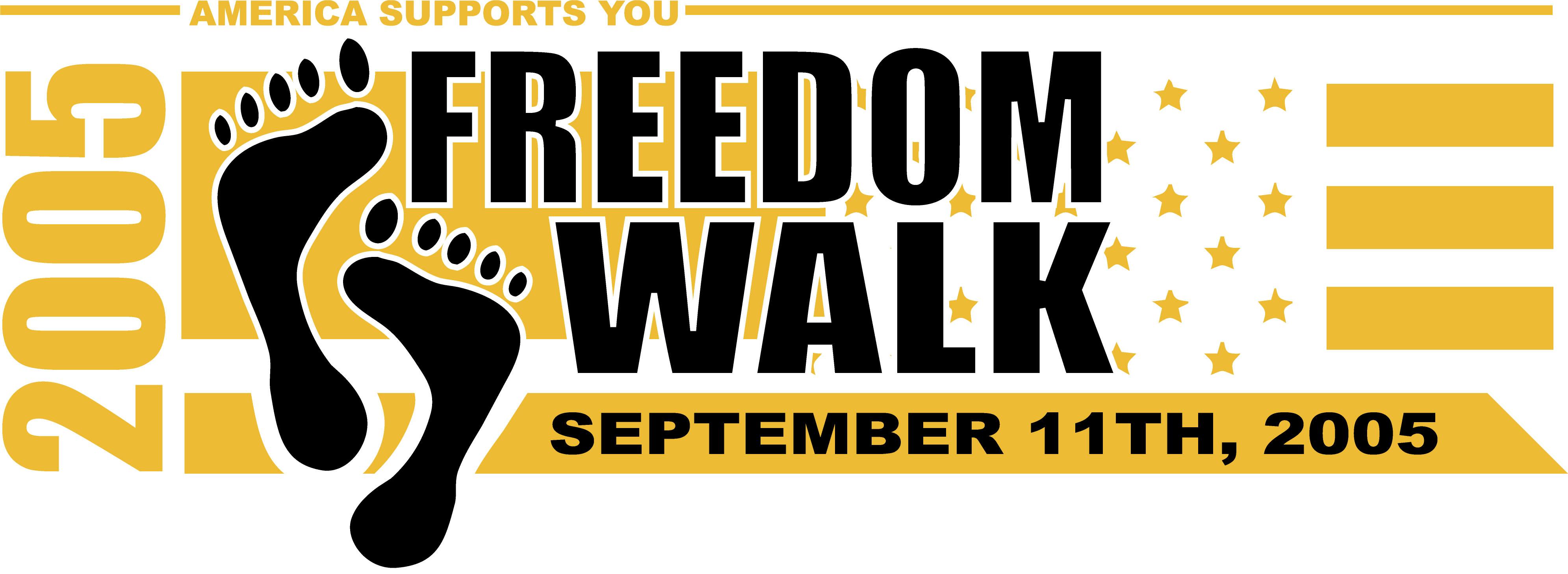 Freedom Walk 2005