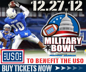 Miltary Bowl 2012