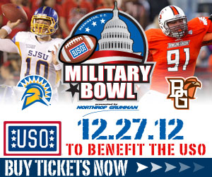 Miltary Bowl 2012 - 300x250 Team Banner