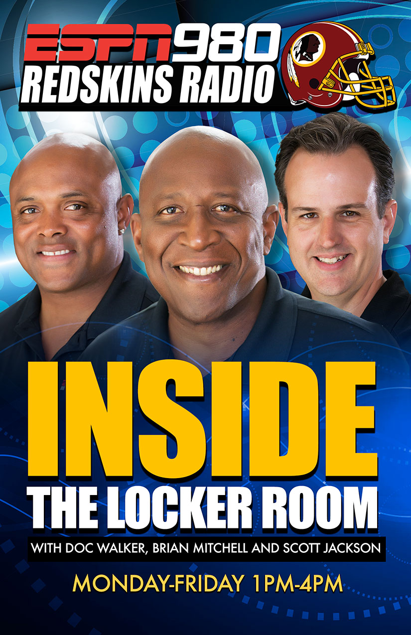 Inside the Locker Room Print ad from March 2017
