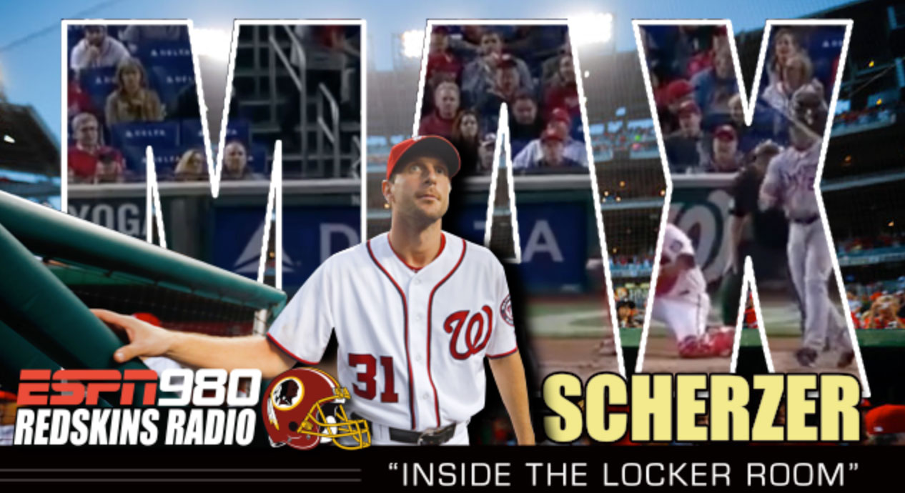 Max Scherzer 2016 Cy Young Promotional Video